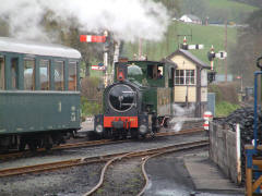 Welshpool & Llanfair Railway, Wales