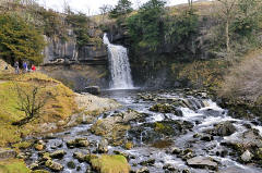 Thornton Force on the Ingleton Waterfall Trail